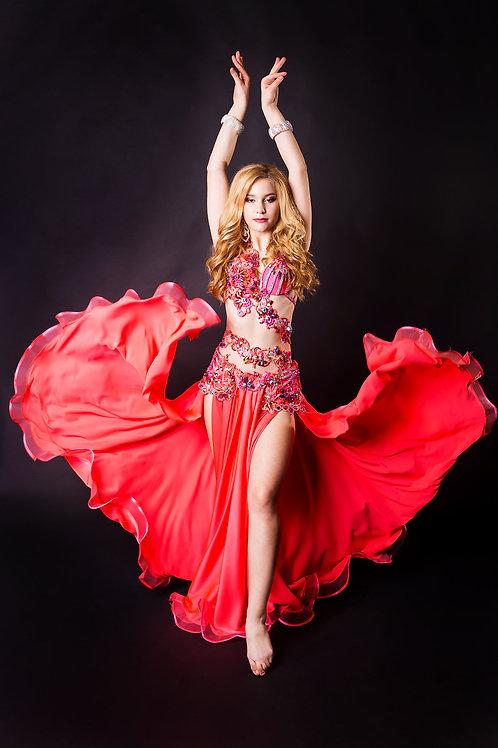 5 01 2020 Анастасия Киценко Тараб как источник восточного танца