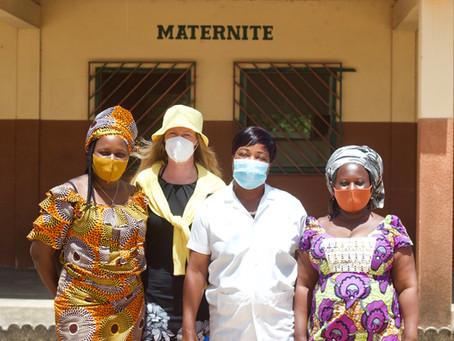 À la rencontre des femmes et des filles en Afrique de l'Ouest