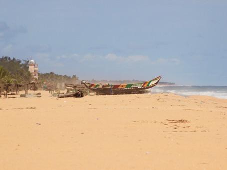 Kalastajien matkassa Länsi-Afrikassa
