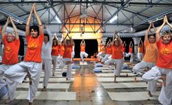 Täglich Hatha-Yoga üben