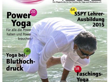 Yoga News Ausgabe 1 2014