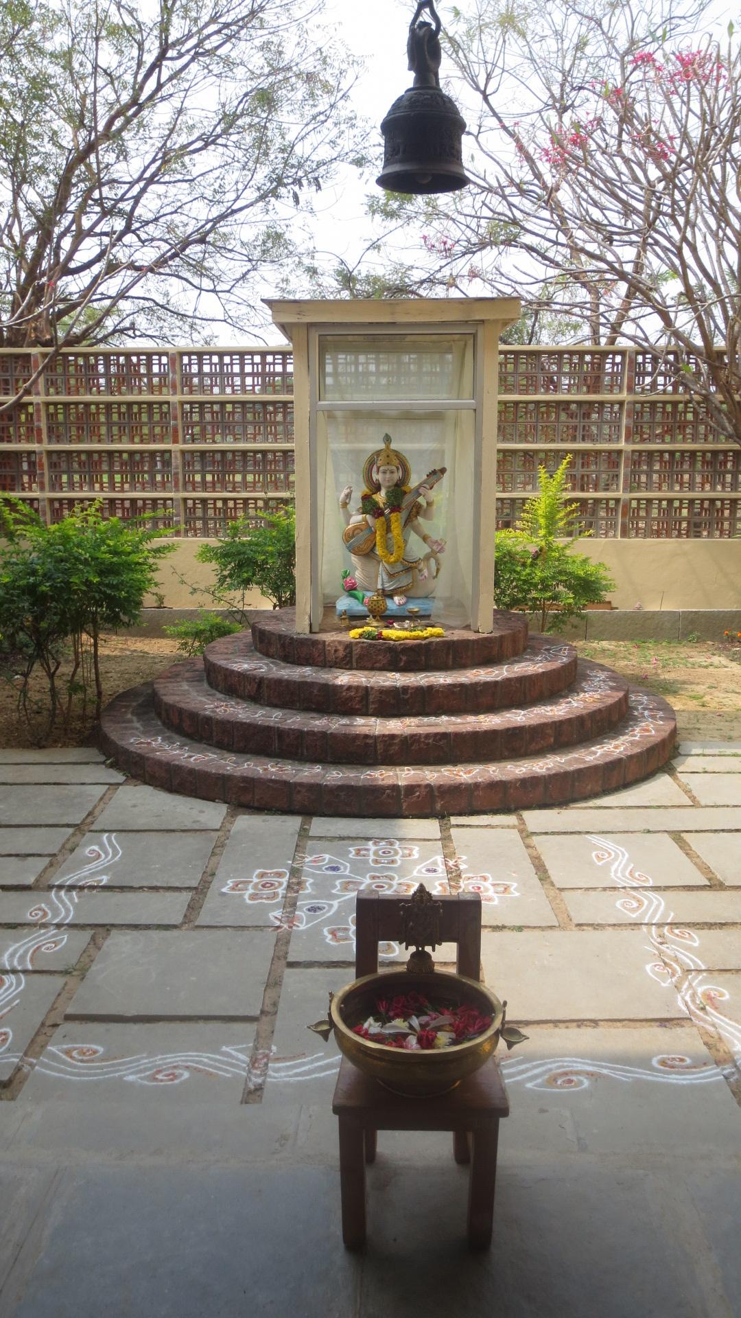 Yoga im spirituellen Herzen Indiens