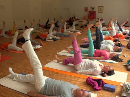 Yoga-Pfingst-Retreat 2017