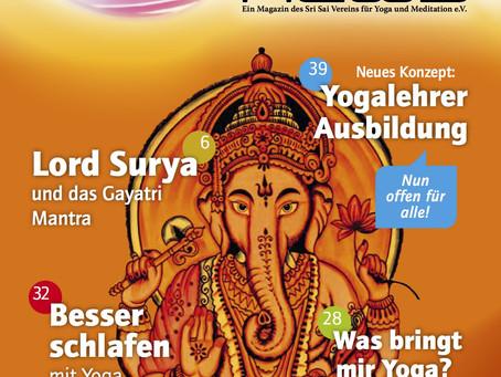 Yoga News September 2015
