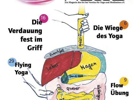 Yoga News Ausgabe 3 2014