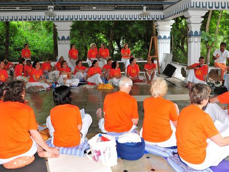 Sri Sai Prana Aus- und Fortbildungen 2017 in Indien und auf dem Hofgut Rineck 2017/2018