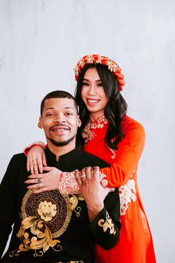 Martese & Hanh 2021 Engagement Photos