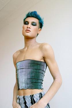 Designer Javy Solano