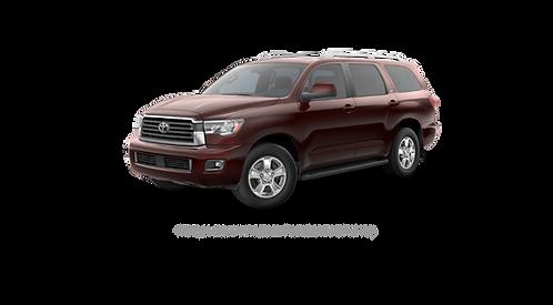 N2 Designs 2015-2017 Toyota Sequoia Plug & Play Remote Start Kit (H-KEY)