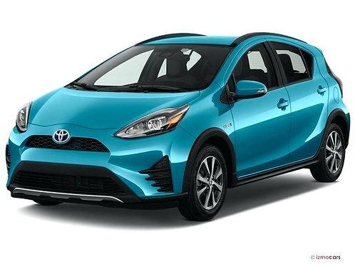 N2 Designs 2017-2018 Toyota Prius V Plug & Play Remote Start Kit (Push to Start)