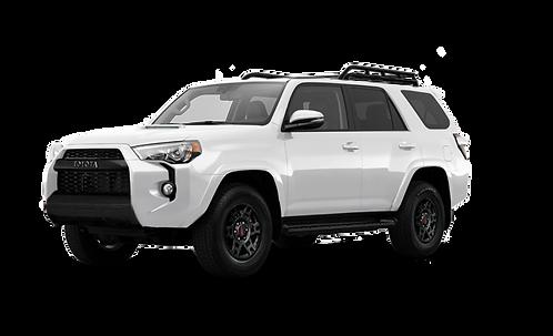 N2 Designs 2020-2021 Toyota 4Runner Plug & Play Remote Start Kit (Push to Start)