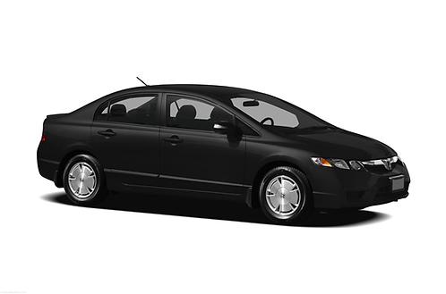 N2D 2006-2011 Honda Civic Hybrid Plug & Play Remote Start Kit (Standard Key)