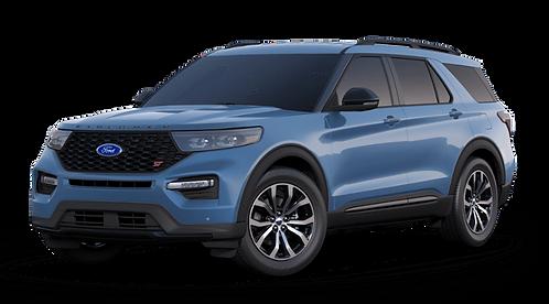 N2 Designs 2016-2019 Ford Explorer Plug & Play Remote Start Kit (Push to Start)