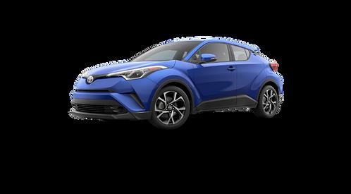 N2 Designs 2018-2021 Toyota C-HR Plug & Play Remote Start Kit (Push to Start)