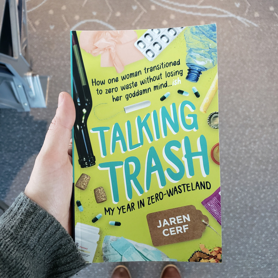 Do you talk trash?