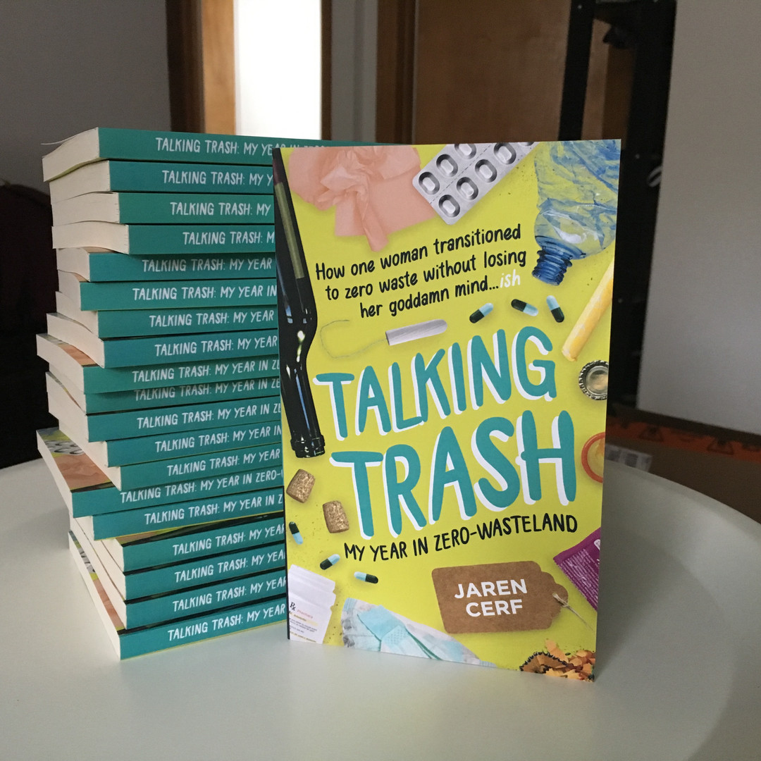 A first look at Talking Trash