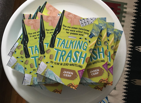 Talking Trash: My Year In Zero-Wasteland debuts