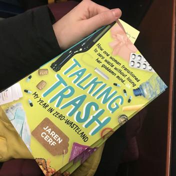 Talking Trash travel 2