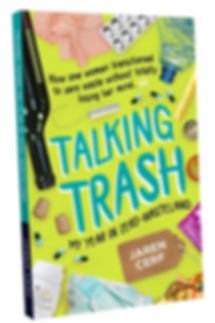 Talking-Trash-book-by-Jaren-Cerf-Book-Co