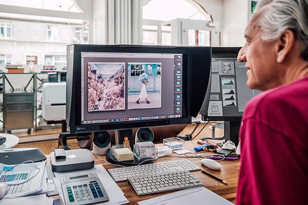 Etter Image Zürich - Produktion des Photoart