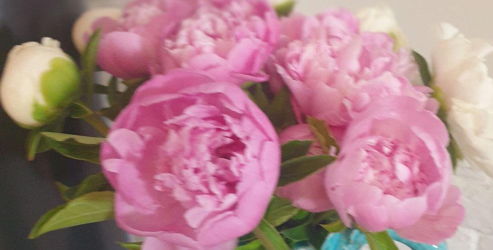 זר 15 פרחים