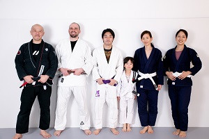 ブラジリアン柔術 無料体験会のお知らせ