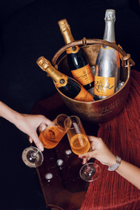 Gold Champagne Bucket