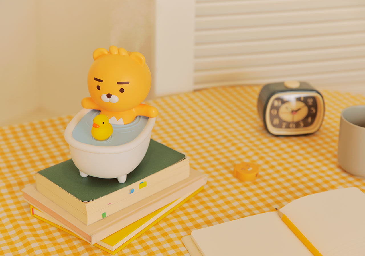Kakao Bathtub Humidifier