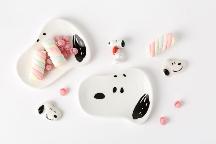 10x10 Snoopy Mini Tray
