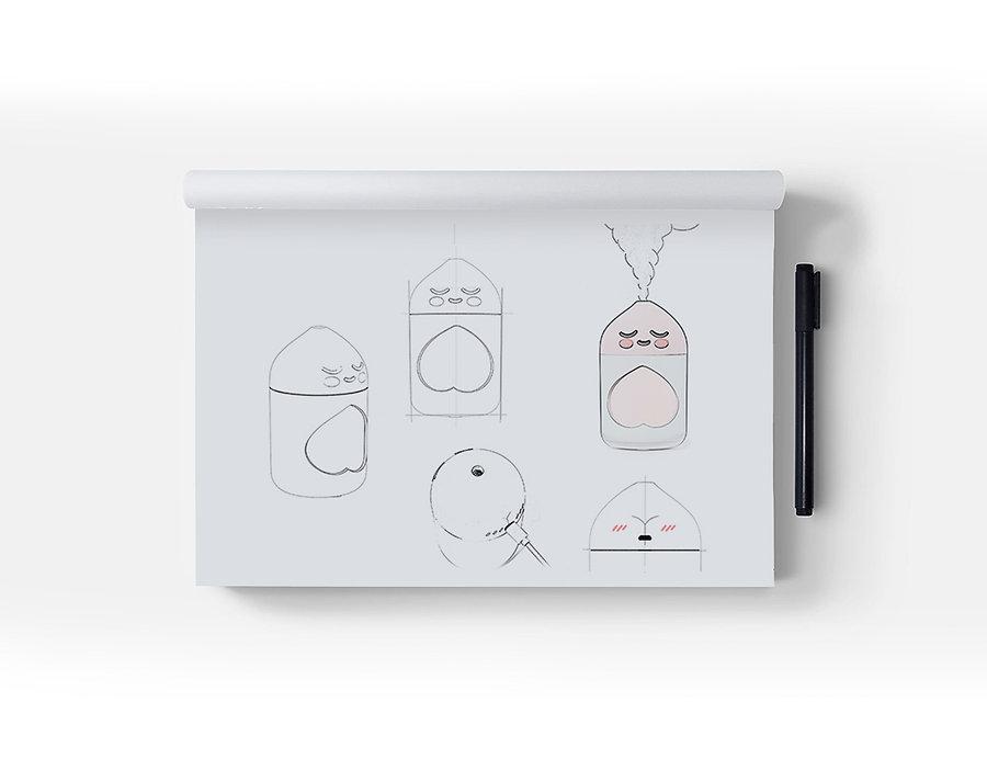 어피치 스케치작업.jpg