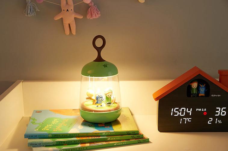 Kyowon Music box Mood Lamp
