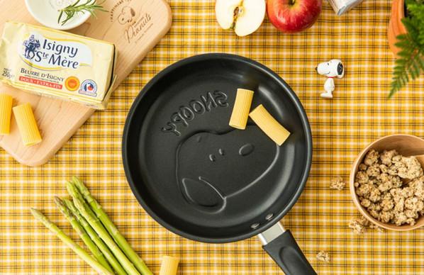 10x10 Snoopy Frying Pan