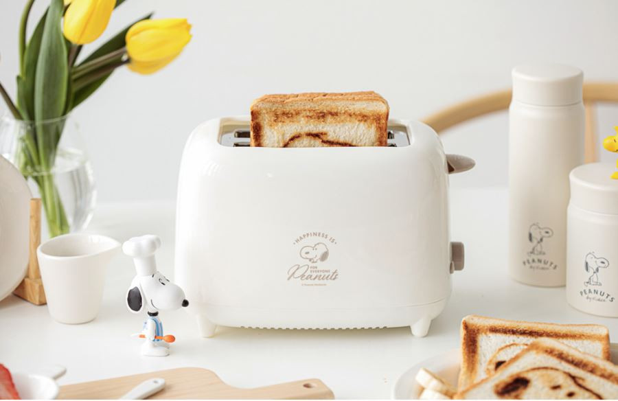10x10 Snoopy Toaster
