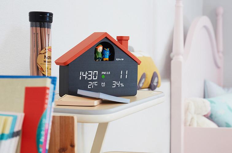 Kyowon Smart LED Desk Clock