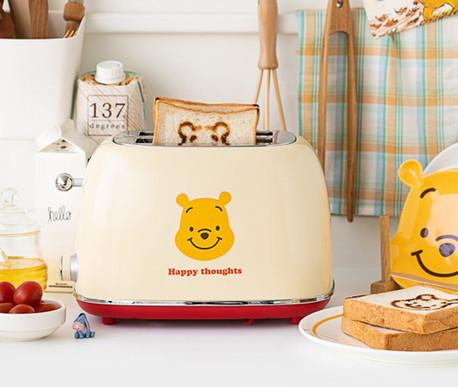 10X10 Pooh Toaster