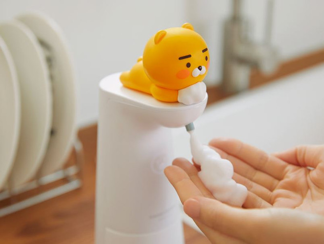 Kakao Auto Hand Washing Machine