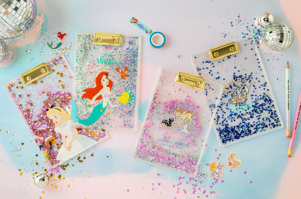 10x10 Disney Twinkle Clipboard