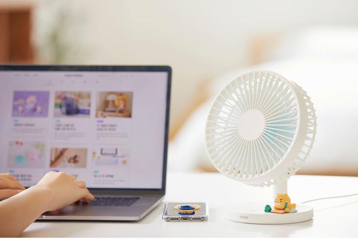 Kakao A Desk Fan