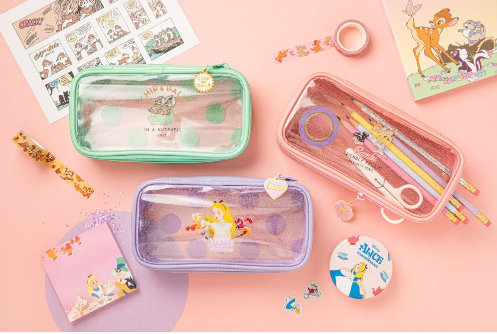10x10 Disney Twinkle Pencil Case