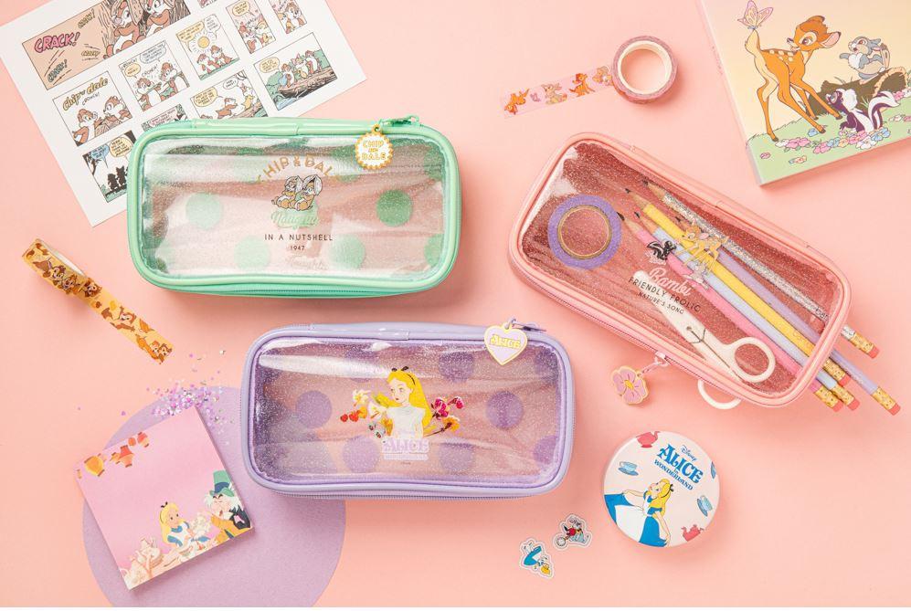 10x10 DisneyTwinkle Pencil Case