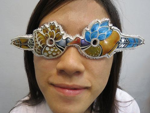Mandarin duck glasses