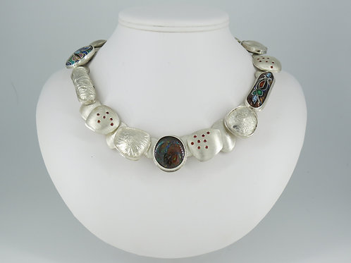 River Rock Necklace Ensemble 4
