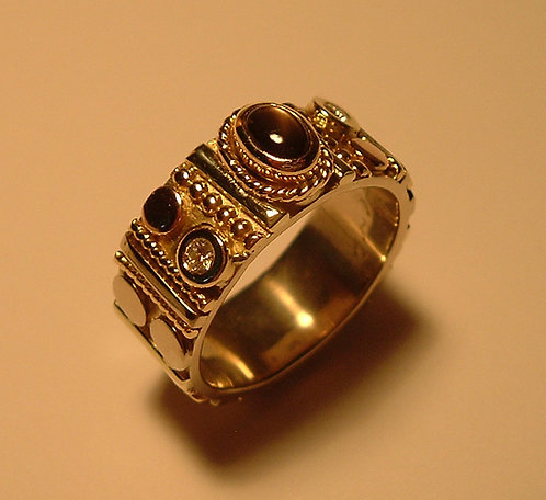 Men's Custom Wedding Ring