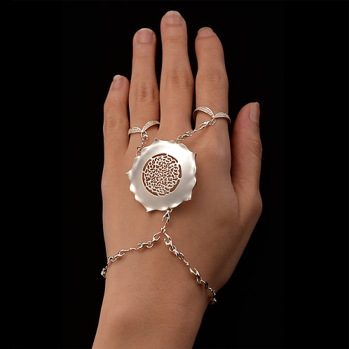 Temple Slave Bracelet