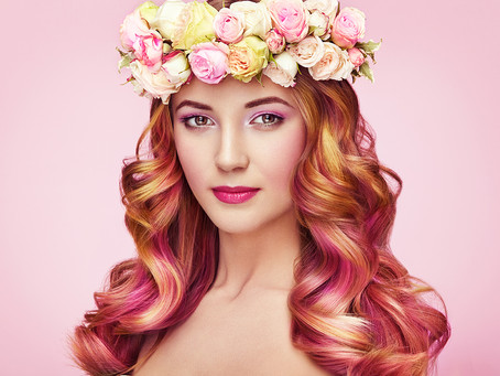 Hair Colour Trends for Spring / Summer 2021