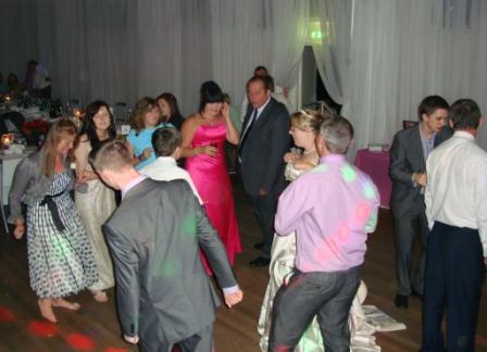 Wedding DJ Hastings