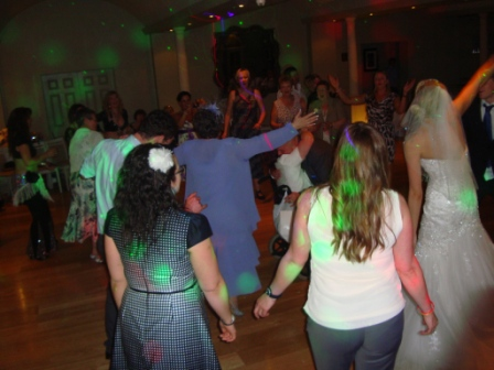 Wedding DJ Herstmonceux