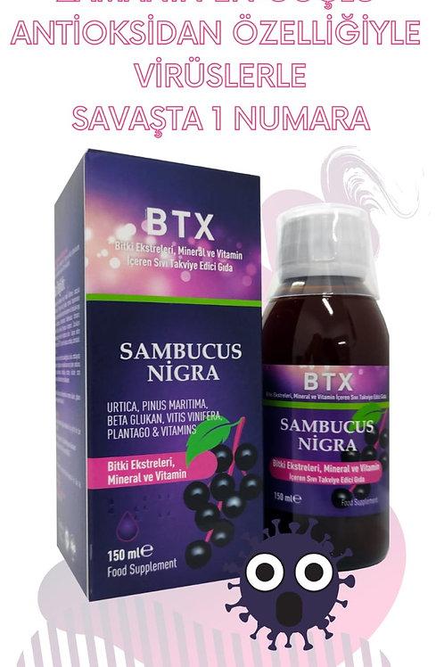 BTX Karamürver Şurubu