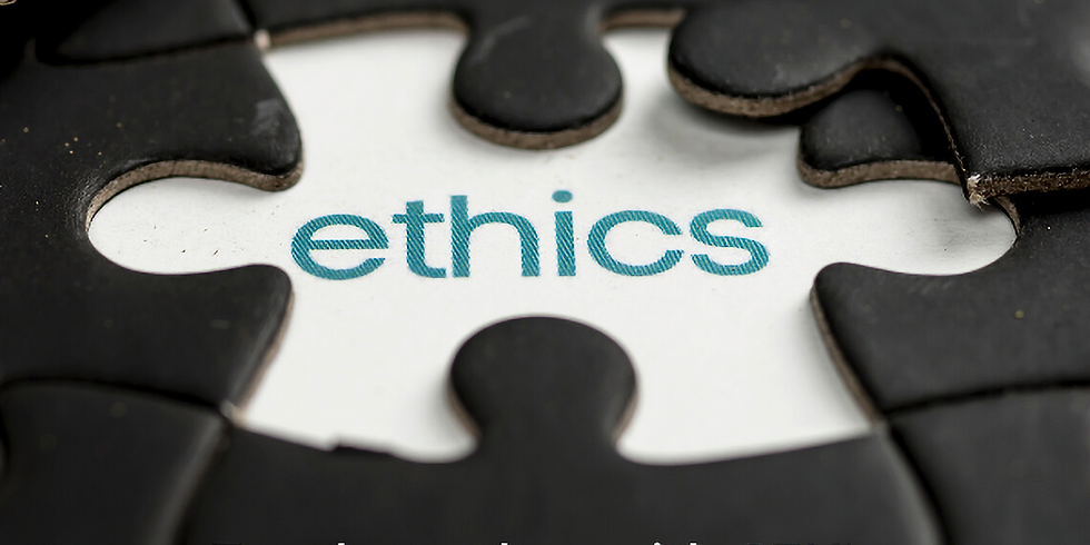 Ethics on the Front Line