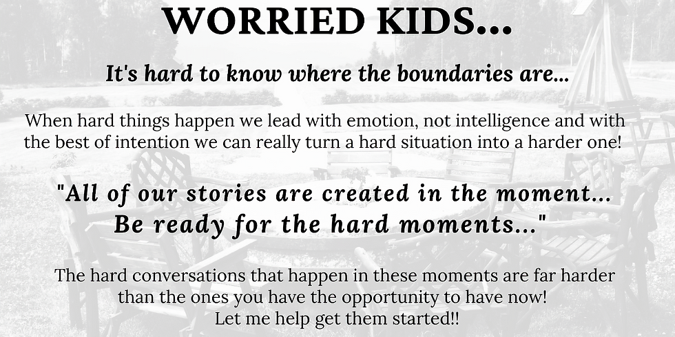 Aging Parents...Worried Kids... Free!